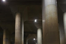 The Metropolitan Area Outer Underground Discharge Channel, Kasukabe, Japan