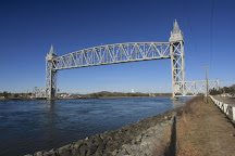 The Cape Cod Canal Bikeway, Bourne, United States