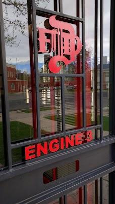 Fire Station 6 denver USA