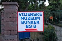 Bunker BS-8, Bratislava, Slovakia