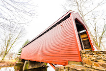 Loy's Station Covered Bridge, Thurmont, United States