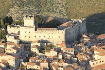 Castello Caetani, Sermoneta, Italy