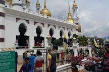 Ubudiah Mosque, Kuala Kangsar, Malaysia