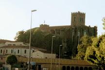 Basilica of Santa Maria, Castello d'Empuries, Spain