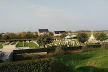 Essex Farm Cemetery, Ieper (Ypres), Belgium