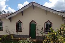 Igreja Nossa Senhora do Rosario, Ouro Preto, Brazil
