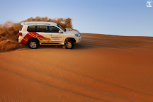 Desert Rose Tourism, Abu Dhabi, United Arab Emirates