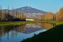 Mestsky Park na Sihoti, Nitra, Slovakia