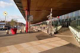 Железнодорожная станция  Gare de Valence TGV
