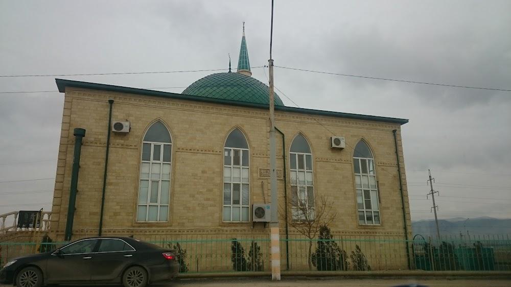 мечеть в каспийске картинка него как