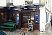 The Bombardier, Paris, France
