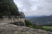 Kletterwald Konigstein, Koenigstein, Germany