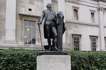 George Washington Statue, London, United Kingdom