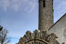 Castledermot Round Tower, Castledermot, Ireland
