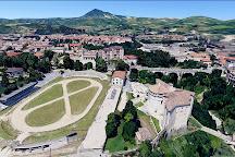 Forte Malatesta, Ascoli Piceno, Italy