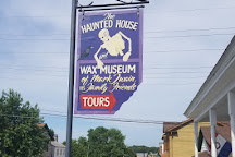 Haunted House on Hill Street Wax Museum, Hannibal, United States