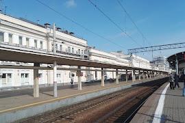 Железнодорожная станция  Moscow Kurskaya