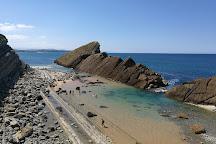 Playa de Somocuevas, Liencres, Spain