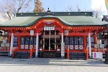 Fukashi Shrine, Matsumoto, Japan