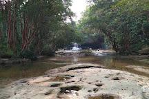 Pancur Aji Waterfall, Sanggau, Indonesia