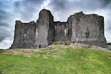 Carreg Cennen Castle, Llandeilo, United Kingdom