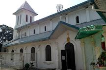 Church of Sacred Heart, Vientiane, Laos
