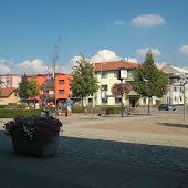 Железнодорожная станция  Otrokovice