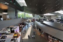 BMW Museum, Munich, Germany