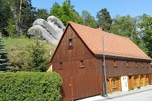 Burg und Kloster Oybin, Oybin, Germany