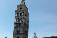 San Giovanni in Corte Baptistery, Pistoia, Italy