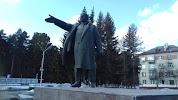 В.И. Ленин на фото Северска