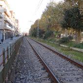 Железнодорожная станция  Calella