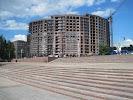 Колизей, улица Максима Горького на фото Ижевска