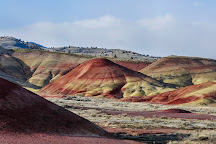 John Day Fossil Beds National Monument, Painted Hills Unit, Dayville, United States