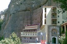 Mega Spilaio Monastery, Kato Zachlorou, Greece
