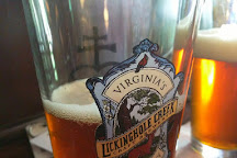 Lickinghole Creek Craft Brewery, Goochland, United States