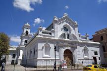 Museo Catedral Vieja, Cuenca, Ecuador