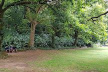 San Domingos de Bonaval Park, Santiago de Compostela, Spain