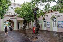 Espace Camille Darsiere, Fort-de-France, Martinique