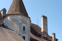 Eglise Saint Theodule, Lods, France