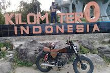 Monument 0 km Indonesia, Sabang, Indonesia