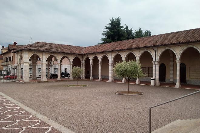 Visit Santuario San Pancrazio on your trip to Pianezza or Italy