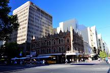 Beehive Corner Building, Adelaide, Australia