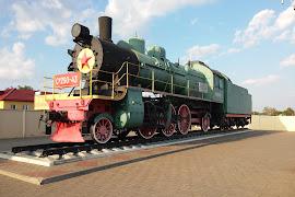 Железнодорожная станция  Jlobin