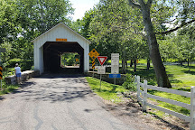 Loux Covered Bridge, Plumsteadville, United States