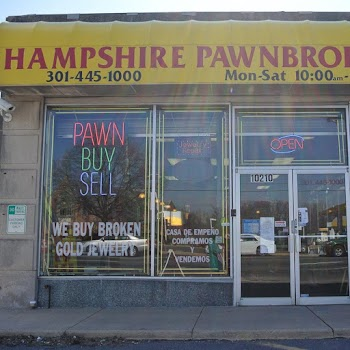 Hampshire Pawn Brokers Payday Loans Picture