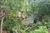 Pickle Springs Natural Area, Sainte Genevieve, United States