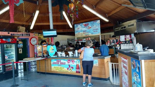 Easton's Beach Snack Bar