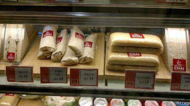 CHA CHA CHAI LOUNGE AND CAFE DUBAI UAE