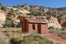 Behunin Cabin, Capitol Reef National Park, United States